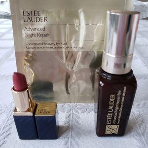 Estee Lauder ANR Night Repair Eye Serum bundle.